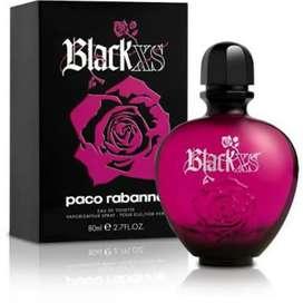 Non box black xs for women by paco rabbane 80ml