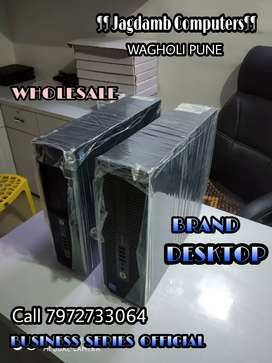 CORE I5 • 1 TB HDD • 8 GB RAM • BRAND - HP • DESKTOP CPU • 1 YEAR