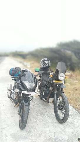 All new Himalayan for sale .100km run