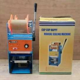 Cup Sealer Manual (alat press gelas plastik ) Merk ETON MOLLAR BARU