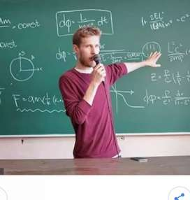 Need home tutor 11 Physics and Chemistry