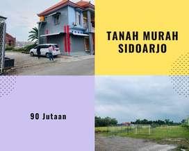 Tanah Berkualitas  DIskon  DP 0% Dekat Kota