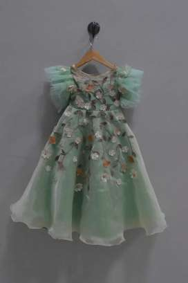 Kids Party Frock