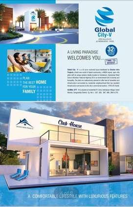 HMDA Approved Residential Villa plots for sale @ Indrakaran near Kandi