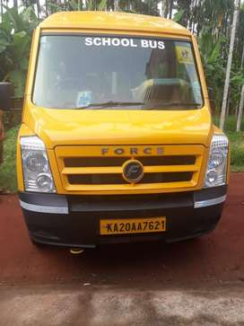 1year old good condition Force one school bus