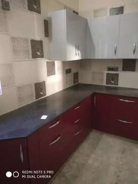 2 bed room dining drawing kitchen 1 ac in bedroom