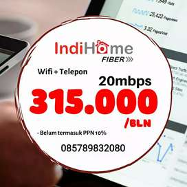 indihome 20mbps