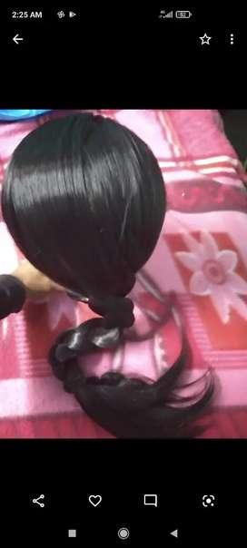 Hair dummy