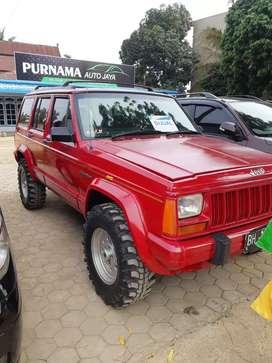 Jeep Cherokee 96 matic 4.0