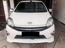 Toyota Agya TRD S 2014 Automatic cuma KM 41 Rb..