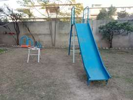 Seesaw & Slide for sale