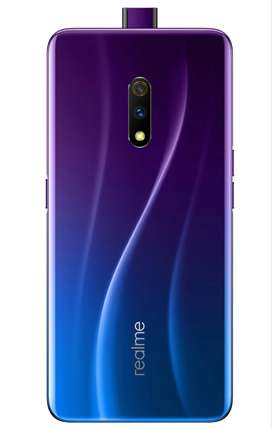 Realme X ( Space Blue ) , less than 40 days