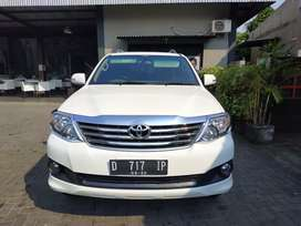 Fortuner G AT 2012 Mulus Abiiss..