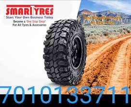 We r giving tyre franchise