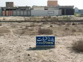 Corner plot of 2 kanal in Ameer city Bhakkar