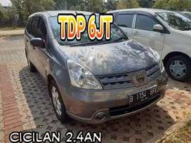 Nissan Grand Livina 1.5 XV 2009 Metic ( Siap pakai luar kota )