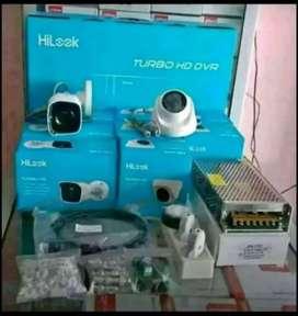Paket kamera cctv siap antar dan gratis pemasangan