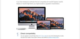 APPLE MAC OS X INSTALLATION
