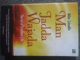 Buku Man Jadda Wajada