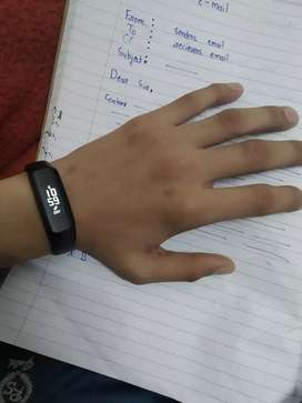 SAMSUNG Fit-E Fitness Band.