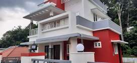 Well furnished house for sale in erumely