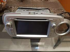 Toyota vitz 2011 to 2014 Head unit deck