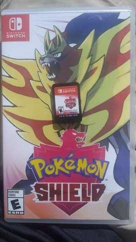 Pokemon Shield Bekas
