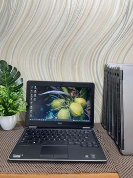 Laptop DELL LATITUDE E7240 i5 gen4 Ram 4GB ssd 128GB mulus