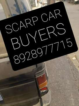 Professional scarp cars purchaser