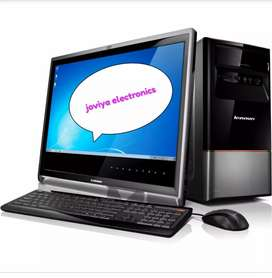 Computer sales & service, printer servicing, Lcd, led tv repair etc
