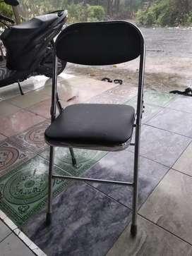 Kursi lipat rapat ruangan z