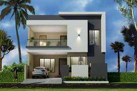 8 marle Double storey newly constructed good location