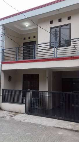 Rumah 2 lantai Bogor Kota Murah dekat Toll
