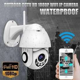 Wifi camera waterproof outdoor cctv camera full hd 2mp COD AVAILABLE