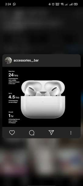 Iphone airpods series 2