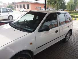 I want to sell my suzuki cultus 2003 model in good condition