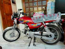 Super Star Motor Cycle 70cc