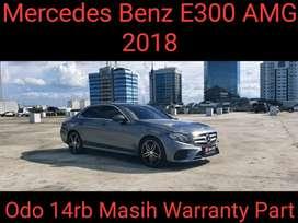 Mercedes Benz E300 AMG A/T (2018)