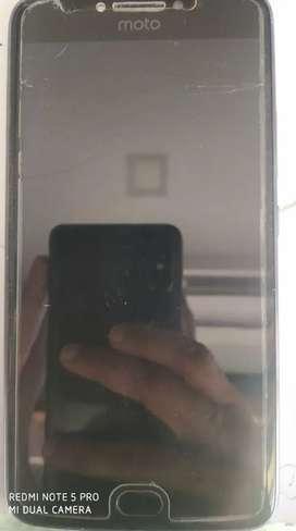 Moto e4 mobile