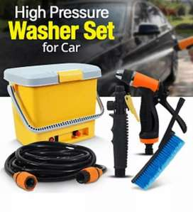 High Pressure Portable Car Washer  12v