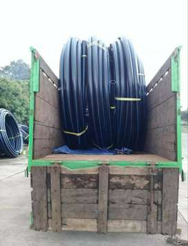 Pipa HDPE SNI Roll/Batang High Quality - NTB