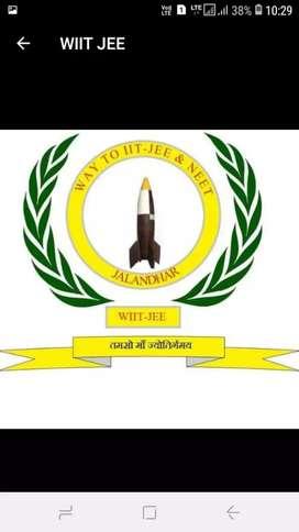 WIIT JEE tution academy  near in your city maqsudan  Baroda bank