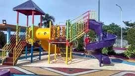 Ayunan, taman bermain, playground