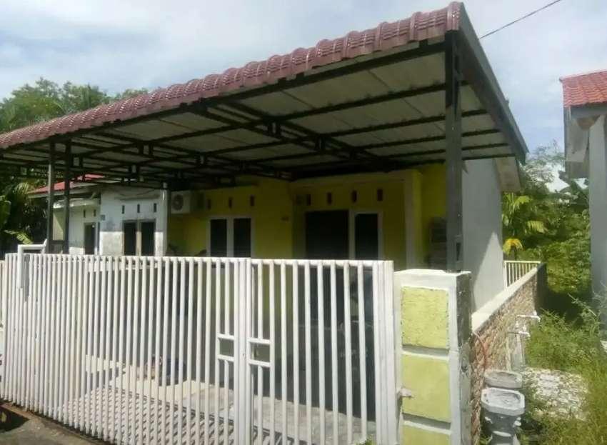 rumah murah type 36 Jual rugi (over kredit)