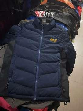 heavy jackets