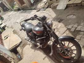 I want to sale my avenger 220 street