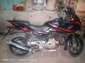SuperMint Condition Bajaj Pulser 220