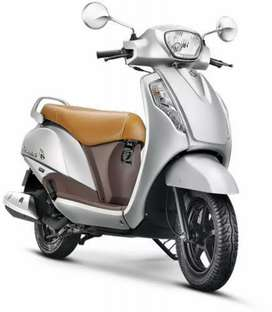 Suzuki Access 125 brand new pay Rs. 2222 chennai customer only