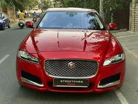 Jaguar XF Portfolio 2.0, 2016, Diesel