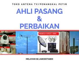 Order pasang antena tv//parabola tigaraksa